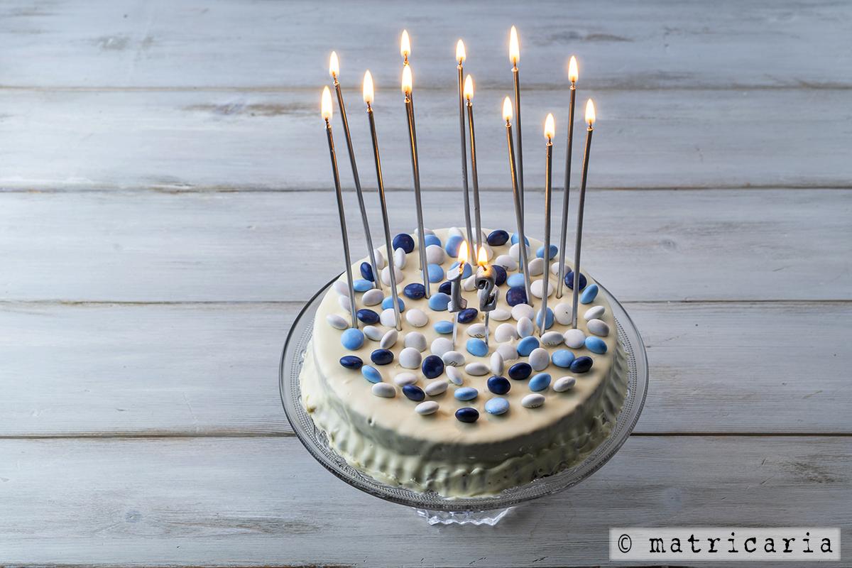 毎年同じ「バースデーケーキ」を手作りする理由